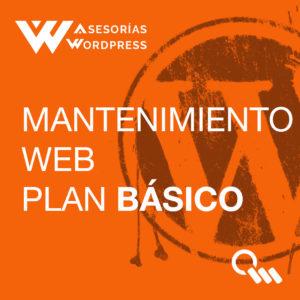 Mantenimiento Básico WordPress