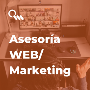 Asesoría Web o de Marketing